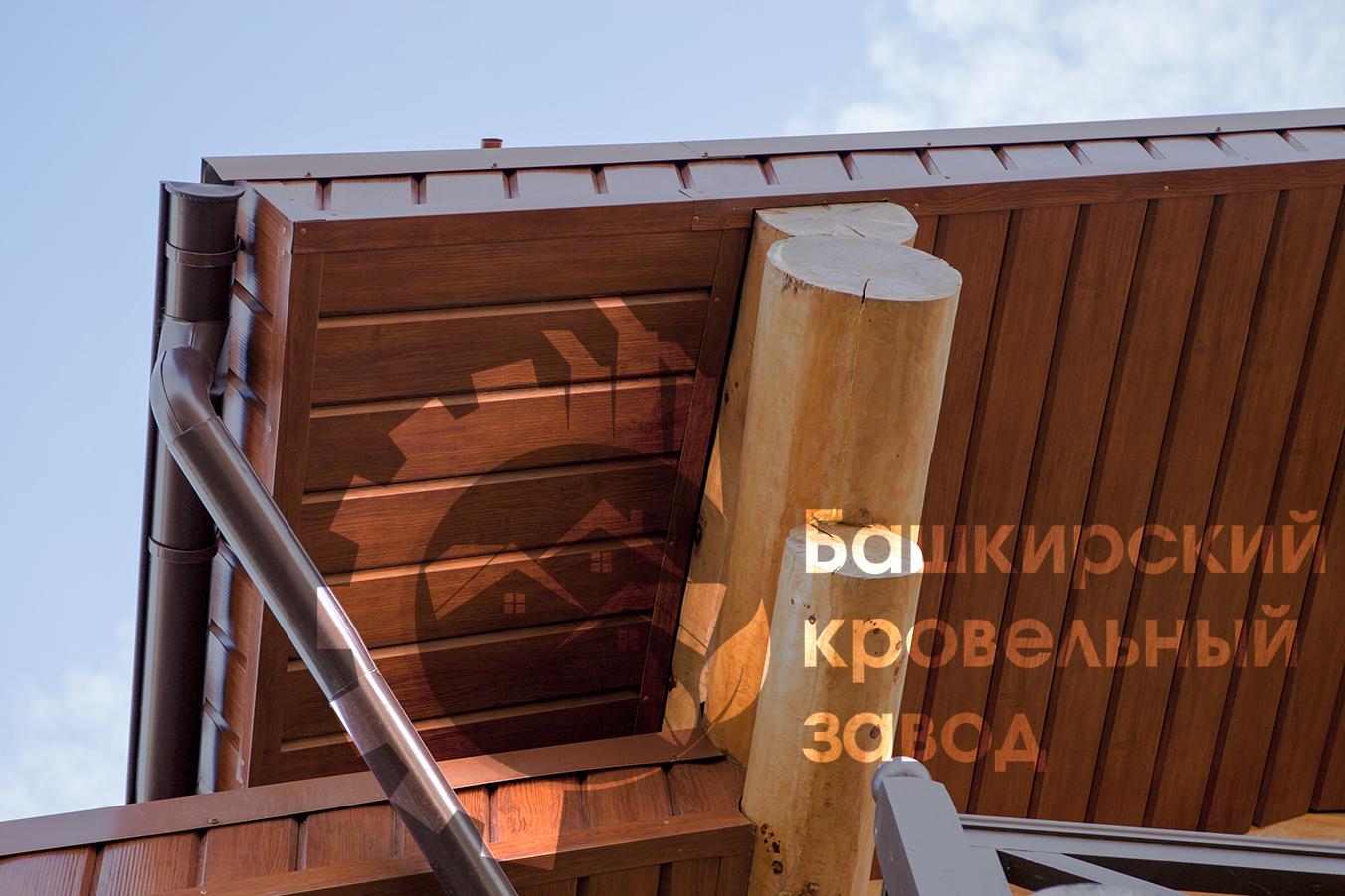 Стальной гидроизоляция крыши